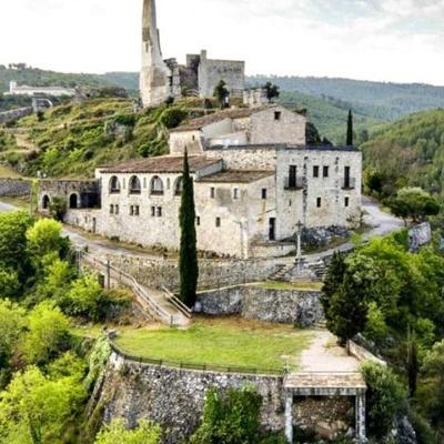 Castell de Subirats