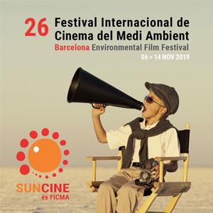26è Suncine. Festival Internacional de Cinema del Medi Ambient - Barcelona 2019