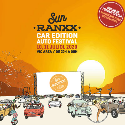 SunRanxx – Car Edition - Vic 2020