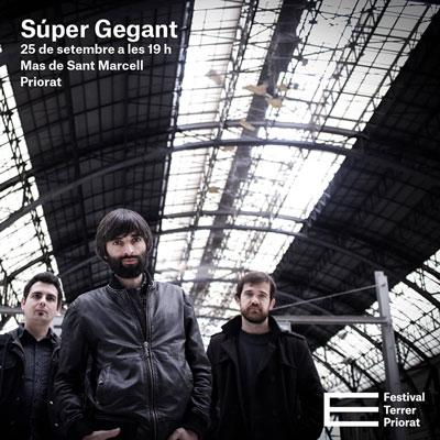 Festival Terrer Priorat, Súper Gegant, 2020