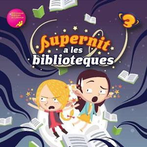 Supernit a les biblioteques - 2019