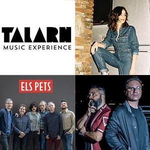 Talarn Music Experience: Meritxell Neddermann, Els Pets i Two Lesbianos DJS', 2021