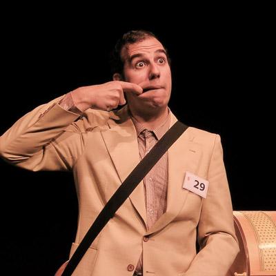 Teatre 'Tal com soc' de la companyia Pere Hosta