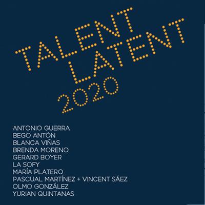 Exposició 'Talent Latent 2020'  a Tarragona, 2020