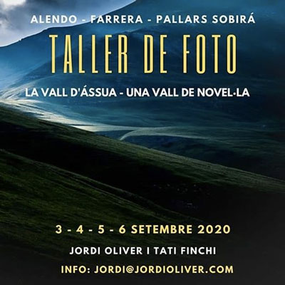 Taller de Foto a la Vall d'Àssua