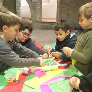TAllers de Nadal als Museus de Banyoles, 2019