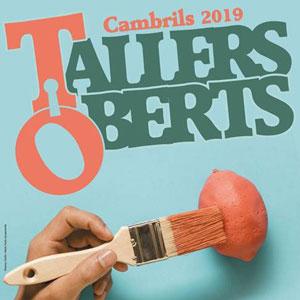 12a edició dels Tallers Oberts de Cambrils, 2019