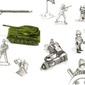 Tinc un tanc de joguina