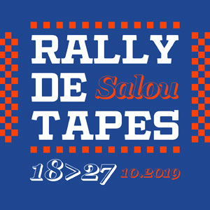 Rally de Tapes a Salou, 2019