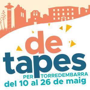 'De Tapes' per Torredembarra, 2019