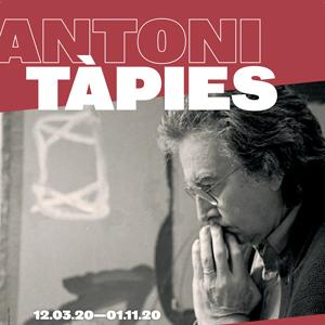 Exposició 'Antoni Tàpies. La resistència del signe'