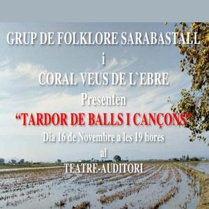 Espectacle 'Tardor de balls i cançons' - Sant Jaume d'Enveja 2019
