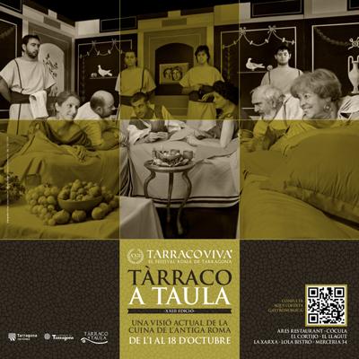Jornades gastronòmiques 'Tarraco a Taula', 2020