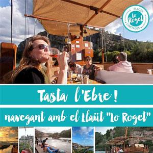 Cicle 'Tasta l'Ebre!' - Lo Roget d'Ascó 2019