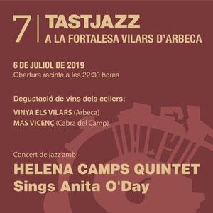 7è TastJazz a la Fortalesa dels Vilars, Arbeca, 2019