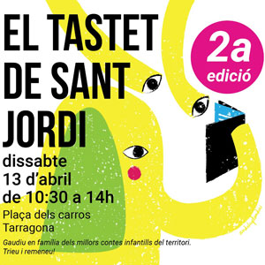 2on Tastet de Sant Jordi de Tecletes Tarragona, 2019