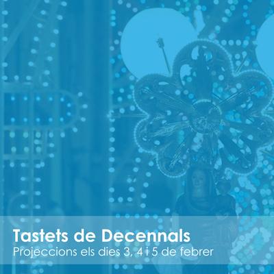 Tastets de Decennals a l'Institut d'Estudis Vallencs