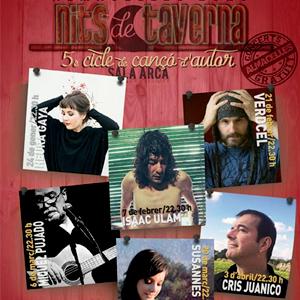 5a edició del cicle de concerts Nits de Taverna, Almacelles, 2020
