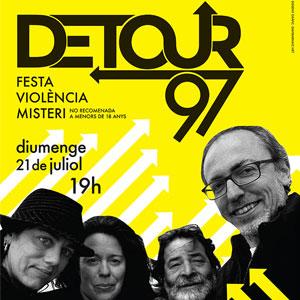Teatre 'Detour'97', dirigida per Dani Herrero Llebaria