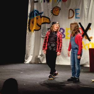 Mostra de teatre Ma del Carme Baget a La Pobla de Mafumet, 2019