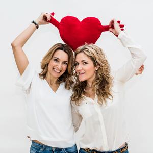 Teatre '10 Maneras de cargarte tu relación de pareja' amb Silvia Congost i Patricia Ramírez.