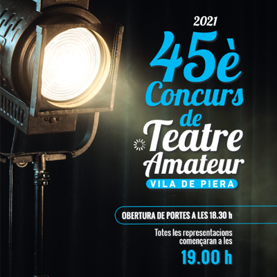 Concurs de Teatre Amateur de Piera