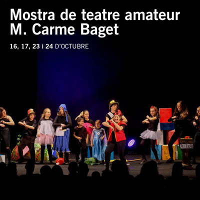 Mostra de Teatre Amateur M del Carme Baget, La Pobla de Mafumet, 2021