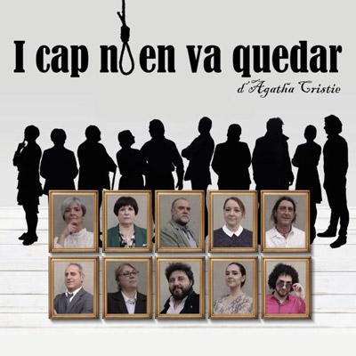 Teatre 'I cap no en va quedar' de la companyia Alba Nova