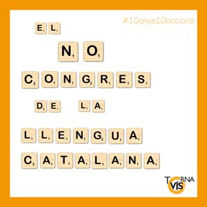 Teatre 'No Congrés de la Llengua Catalana' de Tornavís Teatre