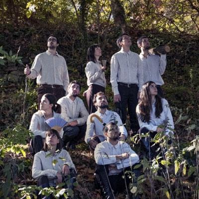 Teatre 'Anthropos enamorat' de la companyia L'Altreatre