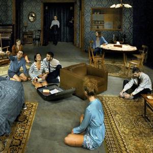 Teatre 'El temps que estiguem junts' de La Kompanyia Lliure
