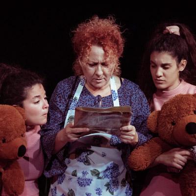 Teatre 'Clowns' de la companyia Antzoki Teatteri