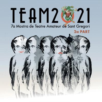 Mostra de Teatre Amateur de Sant Gregori, 2021