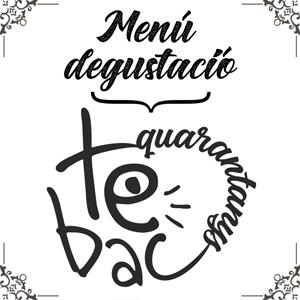 Teatre 'Menú degustació' de Teatre Estable del Baix Camp (TEBAC)