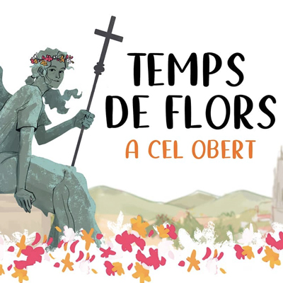 Girona, Temps de Flors, A cel obert, 2021