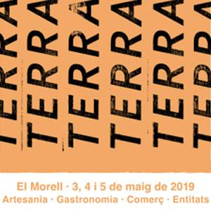2a edició de la Terrafira, la mostra d'artesania, gastronomia, comerç i entitats del Morell.