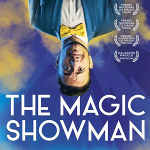 Espectacle 'The Magic Showman' - Mag Marín