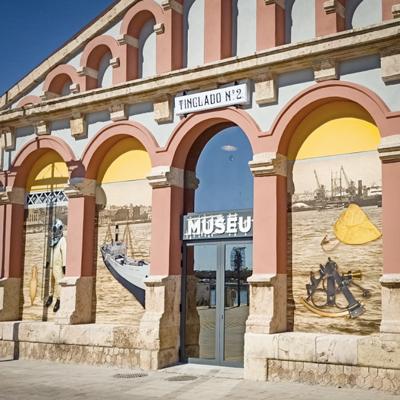 Tinglado 2 del Moll de la Costa, Port de Tarragona