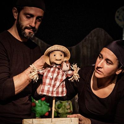 Teatre familiar 'L'hort de Can Pitrocs' de La Guilla Teatre