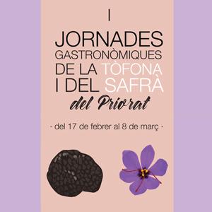 1a edició de les Jornades gastronòmiques de la Tòfona i el Safrà del Priorat, Falset, 2020