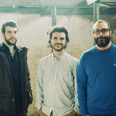 Tom Frauca Trio