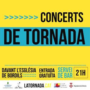 Festival Concerts de Tornada, Bordils, 2019