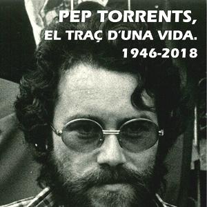 Exposició 'Pep Torrents, el traç d'una vida (1946-2018)'
