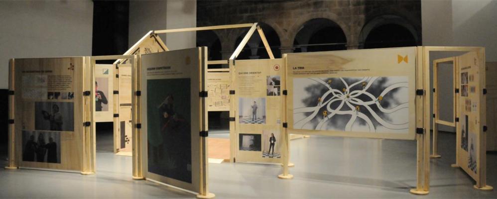 L'exposició 'Transitar'