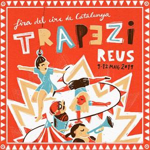 Trapezi. 23a Fira del Circ de Catalunya, 2019