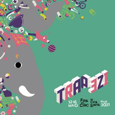 Trapezi. 25a Fira del Circ de Catalunya, 2021