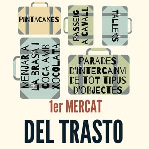 Mercat del Trasto a l'Aleixar, 2019