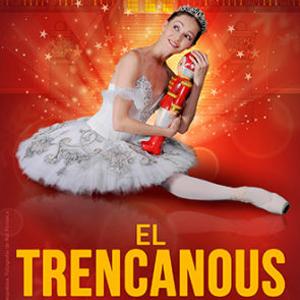 Espectacle de dansa 'El Trencanous' de la companyia de Moscou, dirigida per Evgeniya Bespalova