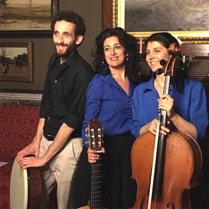 Espectacle 'Al Mar Maragall', poemes de Joan Maragall musicats i recitats per Anna Martínez, Sandrine Robilliard i Eli Ben Avi
