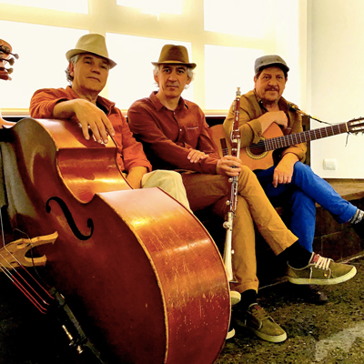Marcel Casellas Trio